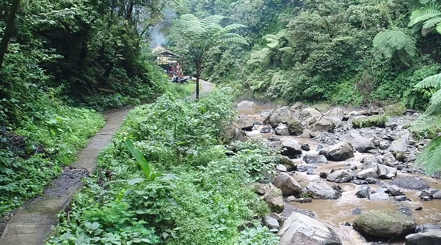 Madakaripura Waterfall Probolinggo - Madakaripura Waterfall Tour