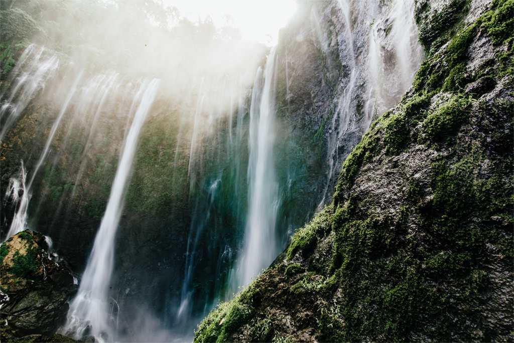 Waterfall Tumpak Sewu - Mount Bromo Tour Surabaya