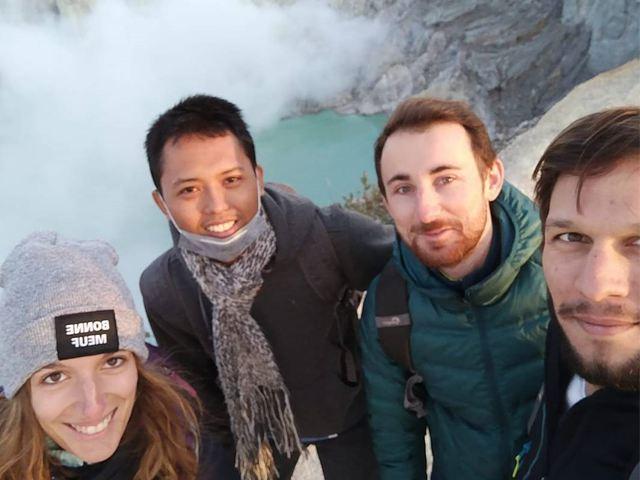 Yogyakarta Bromo Ijen Tour - Ijen Tour, Mount Kawah Ijen Volcano Tour Indonesia