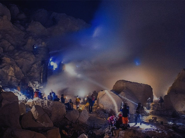 Ijen Blue Fire Tour Package Indonesia - Mount Ijen Tour From Bali