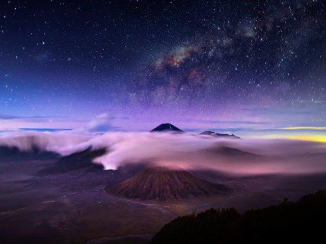 Mount Bromo Milky Way Ijen Crater Tour - Mount Bromo milky way Ijen Crater Tour