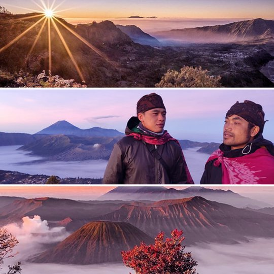 mount bromo sunrise tour package surabaya - Probolinggo Bromo Ijen Bali Tour Package