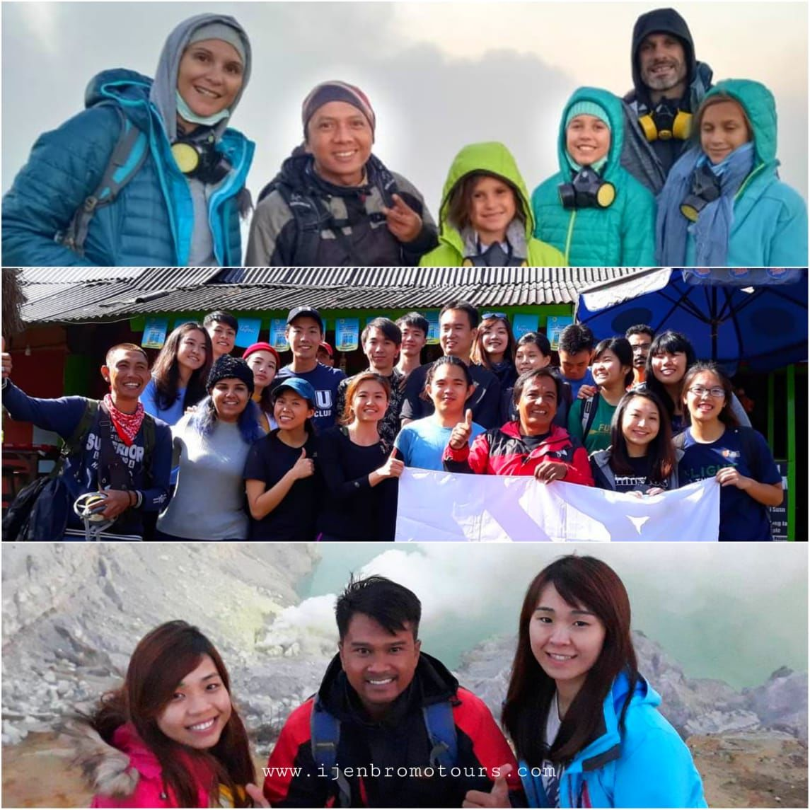mount ijen volcano tour indonesia - Mount Ijen Tour From Bali