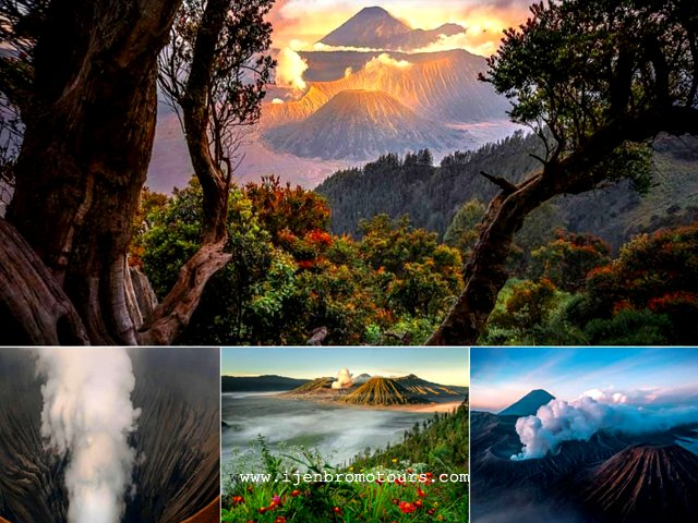 Mount Bromo Tour Surabaya